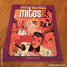 Fumetti: MITOS (DICK MATENA) - TOUTAIN - MUY BUEN ESTADO - C28. Lote 118645475