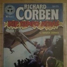 Cómics: RICHARD CORBEN.RIP, TIEMPO ATRAS. Lote 118670399