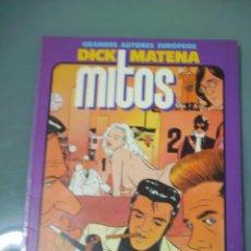 Cómics: MITOS - DICK MATENA.. Lote 119011943