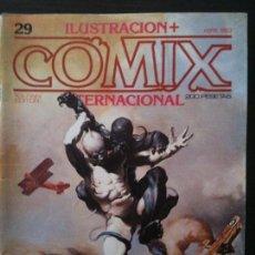 Cómics: ILUSTRACION +COMIX INTERNACIONAL Nº29. Lote 119200271