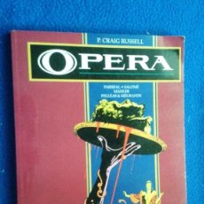 Cómics: OPERA - P. GRAIG RUSSELL. Lote 119435903