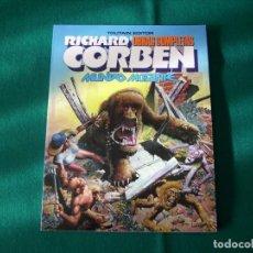 Cómics: RICHARD CORBEN - OBRAS COMPLETAS Nº 8 - MUNDO MUTANTE. Lote 119560659