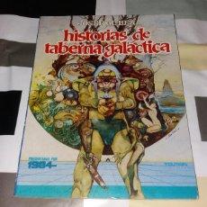 Cómics: COMIC/TEBEO. HISTORIAS DE TABERNA GALÁCTICA. JOSEP M. BEÁ, 1981, TOUTAIN EDITOR. Lote 120860611