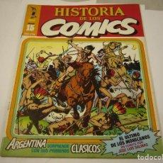 Cómics: HISTORIA DE LOS COMICS 15. Lote 121323023