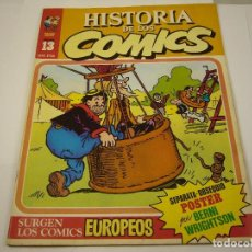 Cómics: HISTORIA DE LOS COMICS 13. Lote 121323151