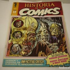 Cómics: HISTORIA DE LOS COMICS 12. Lote 121323199