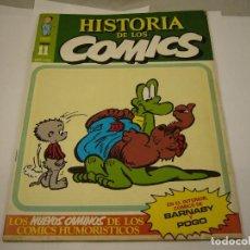 Cómics: HISTORIA DE LOS COMICS 11. Lote 121323263