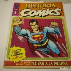Cómics: HISTORIA DE LOS COMICS 8. Lote 121323455