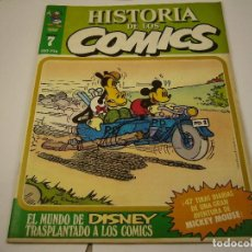 Cómics: HISTORIA DE LOS COMICS 7. Lote 121323511