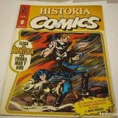 Cómics: HISTORIA DE LOS COMICS 6. Lote 121323575