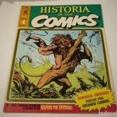Cómics: HISTORIA DE LOS COMICS 4. Lote 121323675