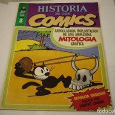 Cómics: HISTORIA DE LOS COMICS 3. Lote 121323731