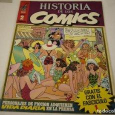 Cómics: HISTORIA DE LOS COMICS 2. Lote 121323783