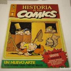 Cómics: HISTORIA DE LOS COMICS 1. Lote 121323835