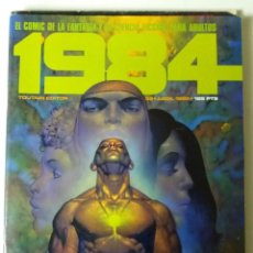 Comics : 1984 Nº 39, CORBEN, MAROTO, JONES, DE LA FUENTE, ETC.. Lote 121375179