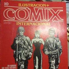 Cómics: COMIX INTERNACIONAL Nº 10,11 Y 12, CORBEN, CANIFF, SPIRIT, . Lote 121599763