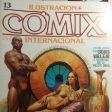 Cómics: COMIX INTERNACIONAL Nº 13,14 Y 15, ALTUNA, CANIFF, SPIRIT, . Lote 121600067