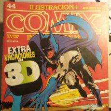 Cómics: COMIX INTERNACIONAL Nº 44, 45, 47, FRAZETTA, MANARA, GIMENEZ, . Lote 121601987