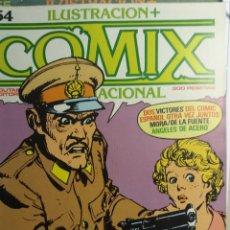 Cómics: COMIX INTERNACIONAL Nº 54,55, Nº EXTRA, EISNER, VICTOR MORA. Lote 121603219
