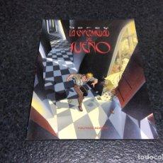 Cómics: LA ENFERMEDAD DEL SUEÑO / AUTOR : BEROY - EDITA : TOUTAI EDITOR - 1988. Lote 121644531