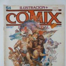 Cómics: COMIX INTERNACIONAL. Nº 64. Lote 121792259