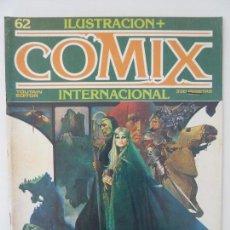 Cómics: COMIX INTERNACIONAL. Nº 62. Lote 121792651