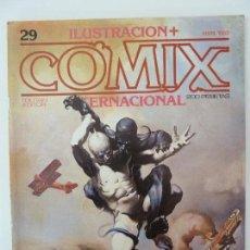 Cómics: COMIX INTERNACIONAL. Nº 29. Lote 121793979