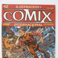 Cómics: COMIX INTERNACIONAL. Nº 42. Lote 121794283