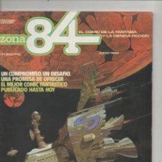 Cómics: ZONA 84 Nº 1.DA. Lote 121975419