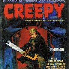 Cómics: CREEPY Nº 1 . Lote 122126131