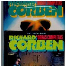 Comics : RICHARD CORBEN -OBRAS COMPLETAS NºS.-3 Y 4- LOS DOS SIN ABRIR.. Lote 194491195