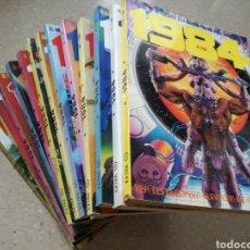 Cómics: 1984 - EXTRA - NÚMEROS 1 AL 13 - BUEN ESTADO. Lote 122254927
