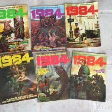 Cómics: 6 COMICS 1984. Lote 122292171