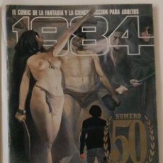 Cómics: REVISTA TOUTAIN 1984 Nº 50. Lote 122296291