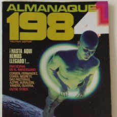 Cómics: REVISTA TOUTAIN 1984 ALMANAQUE 1984. Lote 122296755