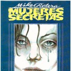 Comics: MUJERES SECRETAS (MIKE RATERA) TOUTAIN - BUEN ESTADO - OFI15T. Lote 122521775