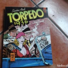 Cómics: TORPEDO 1936 Nº 2,SANCHEZ ABULI,TAUTAIN EDITOR, TAPA BLANDA ,78 PAGINAS . Lote 122533835