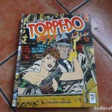 Cómics: TORPEDO 1936 Nº 5,SANCHEZ ABULI,TAUTAIN EDITOR, TAPA BLANDA ,48 PAGINAS COLOR, 1986 . Lote 122534435
