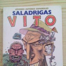 Cómics: SALADRIGAS VITO - JOVENES AUTORES ESPAÑOLES - TOUTAIN EDITOR. Lote 122722951