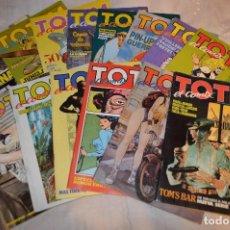 Cómics: LOTAZO - 14 COMICS TOTEM - NUEVA ÉPOCA - TOUTAIN - MIRA LAS FOTOS PARA DETALLES - ENVÍO 24. Lote 123317363