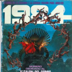 Comics : 1984 NÚMERO 29 TOUTAIN EDITOR. Lote 124061015