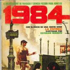 Comics : 1984 NÚMERO 5 TOUTAIN EDITOR. Lote 124061063