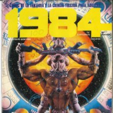 Comics : 1984 NÚMERO 14 TOUTAIN EDITOR. Lote 124061379