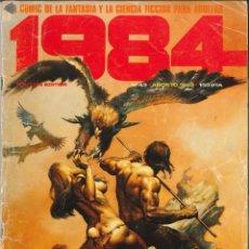 Comics : 1984 NÚMERO 43 TOUTAIN EDITOR. Lote 124081351
