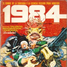 Comics : 1984 NÚMERO 52 TOUTAIN EDITOR. Lote 124082943