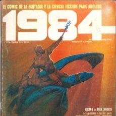 Comics : 1984 NÚMERO 33 TOUTAIN EDITOR. Lote 124083427