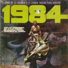 Comics : 1984 NÚMERO 18 TOUTAIN EDITOR. Lote 124083467