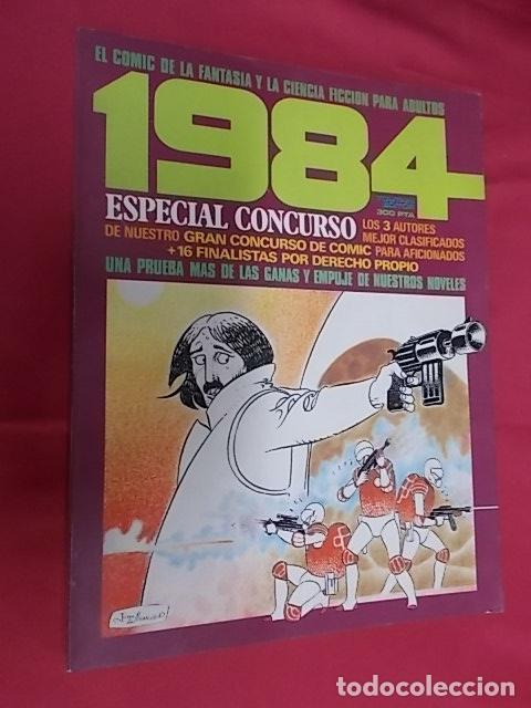 1984 ESPECIAL CONCURSO. TOUTAIN EDITOR (Tebeos y Comics - Toutain - 1984)