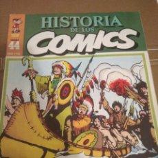 Cómics: HISTORIA DE LOS COMIC FACICULO 44. Lote 124329731