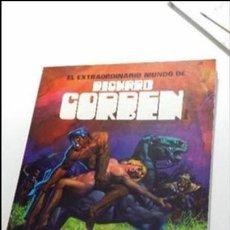 Cómics: EL EXTRAORDINARIO MUNDO DE RICHARD CORBEN 1. Lote 140446522